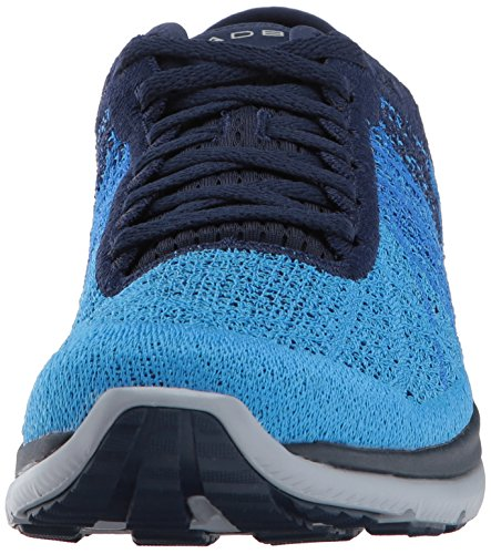 Uomo Blu UA Under Running Armour Scarpe Threadborne Fortis qaUqBx
