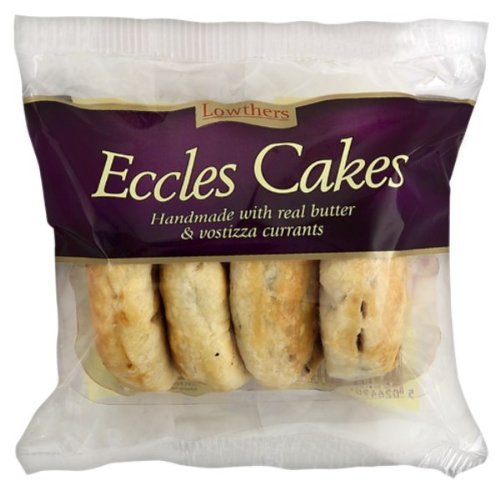 Lowthers Eccles Cakes X12 - Eccles Cakes