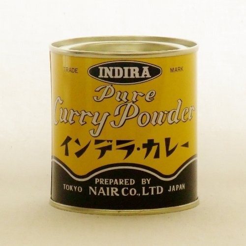 Nile Chamber of Commerce in de la curry Standard NAIR INDIRA Pure Curry Powder 100g X2 set [Parallel import]