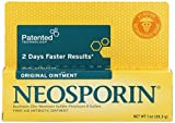 Neosporin Original First Aid Antibiotic Ointment 1 oz (Pack of 9)