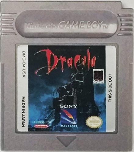 Dracula Game Boy