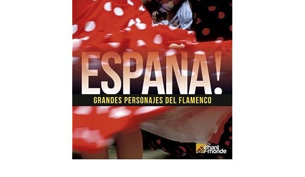 Grandes Personajes del Flamenco de Various artists en Amazon Music - Amazon.es