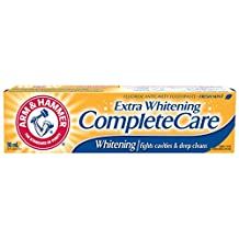 ARM & HAMMER Complete Care Whitening and Deep Cleaning Toothpaste, 90-ml