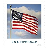 US Flag USPS Forever Stamps Book of 20 - 2016 New Release offers