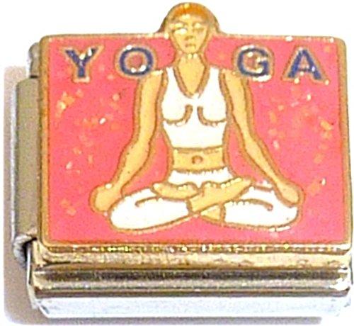 yoga italian charm - 5