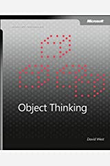 Object Thinking (Developer Reference) Kindle Edition