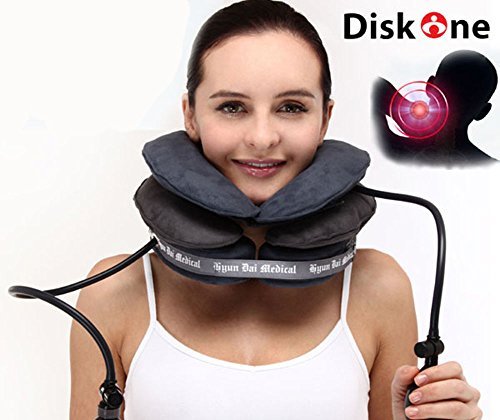 Diskone Disk Care Air Cervical Neck Traction Device by Diskone