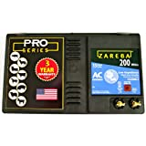 Zareba EAC200M-Z AC-Powered Low-Impedance 200-Mile-Range Charger w/ Free Storm Guard