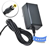 PwrON 6.6 FT Long 12V AC to DC Power Adapter