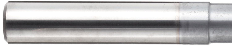 37 Deg Helix YG-1 E5977 Carbide Square Nose End Mill Non-Center Cutting 0.75 Cutting Diameter 5 Overall Length Extra Long Reach 0.75 Shank Diameter Finishing Cut 3 Flutes TiCN Monolayer Finish