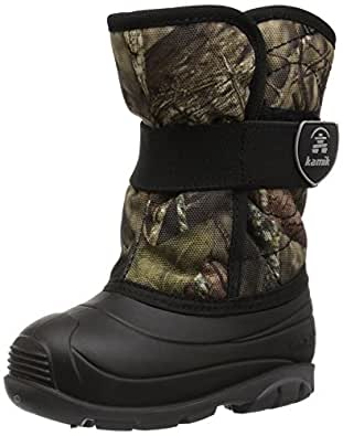 Amazon.com | Kamik Kids' Snowbug4 Snow Boot, | Boots