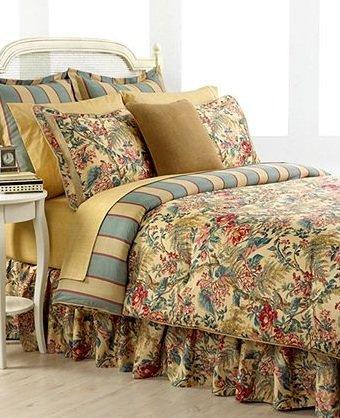 ralph lauren king comforter Amazon.com: Lauren by Ralph Lauren Tangier Floral 4 Piece KING  ralph lauren king comforter