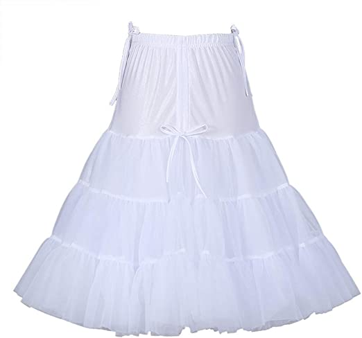 Chiic - Falda de Tul para Mujer, Falda de Crinolina, Falda para ...