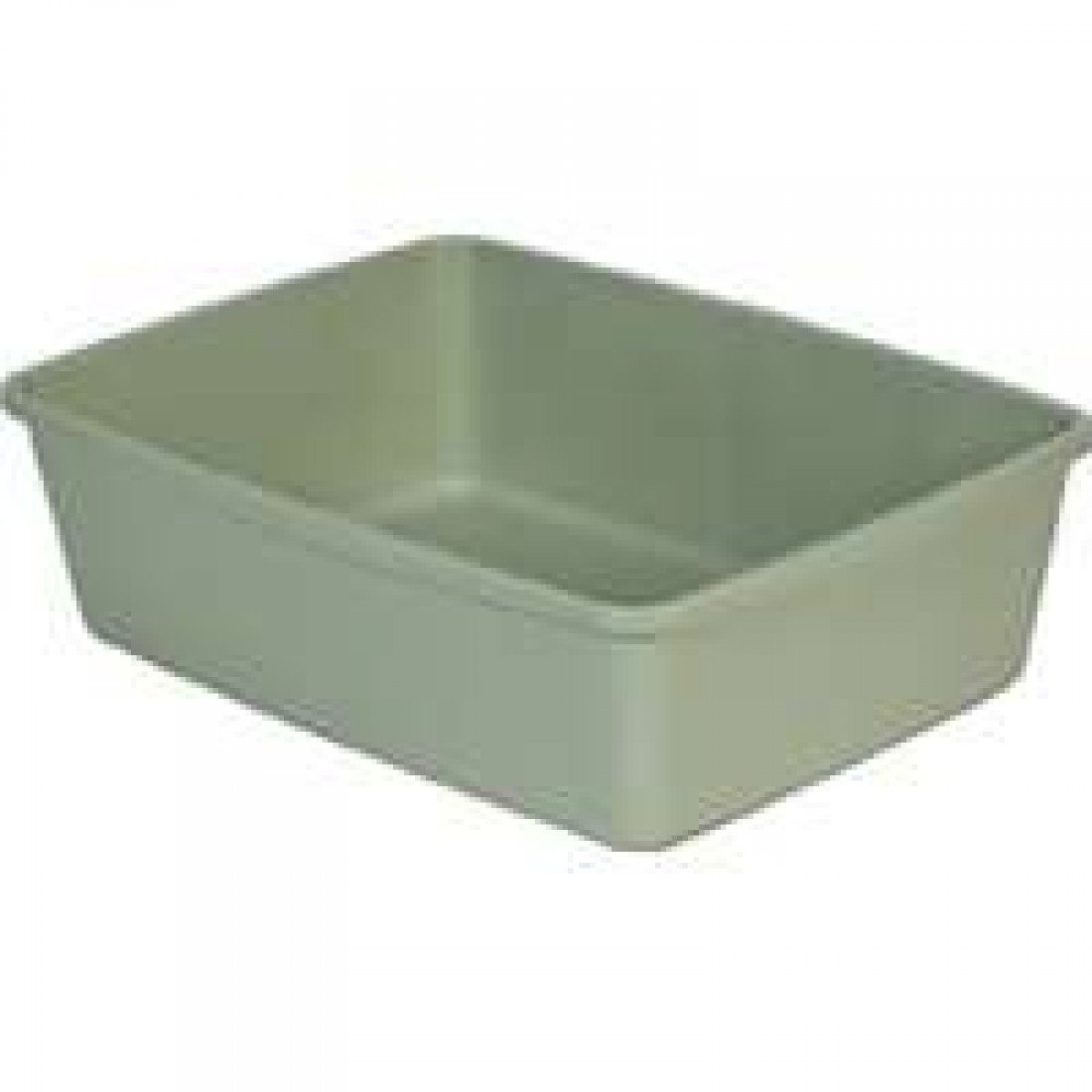 "B0002Y1SJG Doskocil Litter Pan - Large (18 1/2"" long x 15 1/4"" wide x 5 1/4"" high) 51nNyIrxO3L"