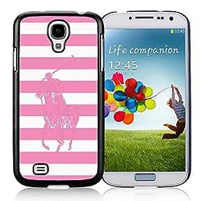 Samsung Galaxy S4 I9500 Lauren Ralph Lauren 04 Black Cellphone Case Personalized and Unique Design