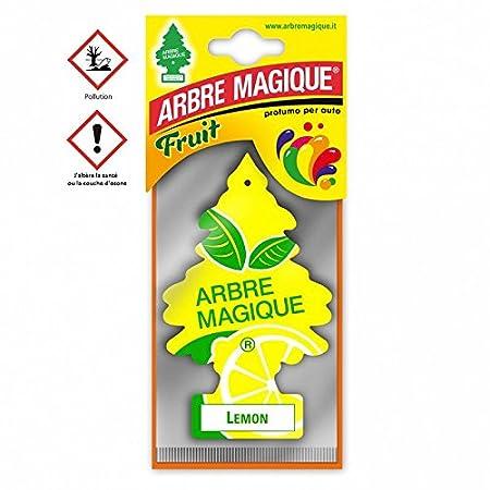 Arbre Magique Limón Lemon – Accesorio ambientador coche – 379 ...