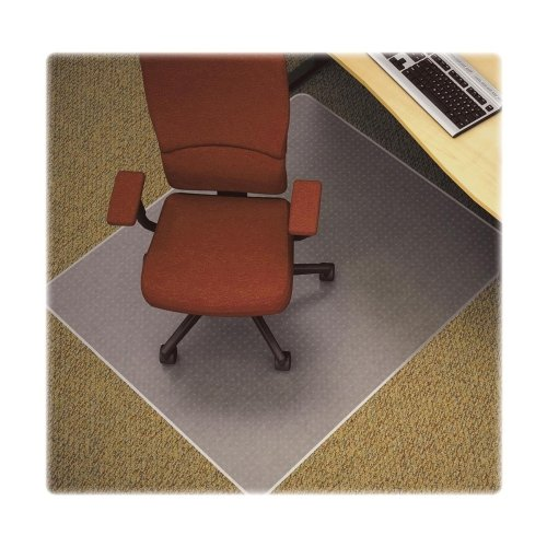 LLR25753 - Lorell Diamond Anti-static Chair Mat - Anti Static Diamond Chair Mats