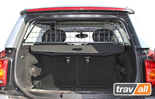Cheap Travall Guard for Mini Clubman (2007-2014) TDG1361 – Rattle-Free Steel Pet Barrier
