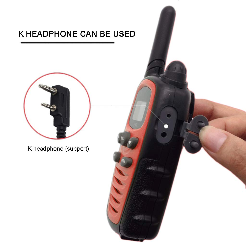 Banbu Toys for 3-12 Year Old Boys, Teen Girl Gifts, Walkie Talkies for Kids Teen Boy Gifts Birthday,Red by Banbu (Image #2)