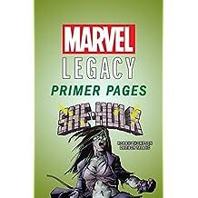 She-Hulk - Marvel Legacy Primer Pages (Hulk (2016-))