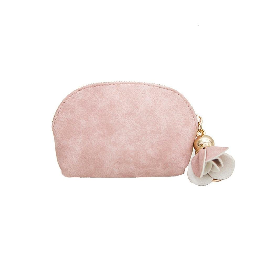 Moda bolsos mujer pequeños baratos Monedero Mini billetera ...