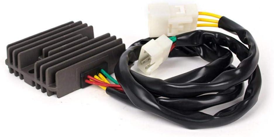 WDGXZM Motorcycle Metal DC 12V Voltage Regulator Rectifier,for CBR600 F4i CBR 600 F 4i 2001-2006