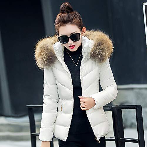 Zipper Sweat Tops Manches Long Manteau LGant Chaud Outwear Longues Hiver Faux Doudoune Fourrure Femme Manteau Veste Blanc Yogogo wOxqag6n