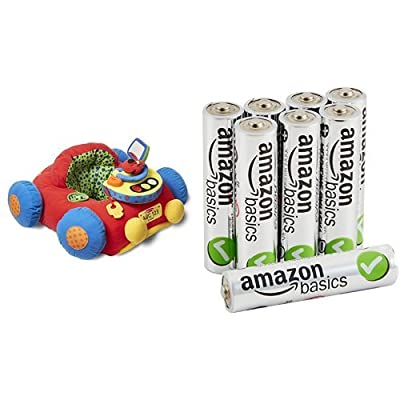 Melissa & Doug Beep-Beep and Play with Basics AAA Batteries Bundle: Toys & Games