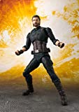 Bandai-Tamashii-Nations-SH-Figuarts-Captain-America-Tamashii-Effect-Explosion-Avengers-Infinity-War-Action-Figure