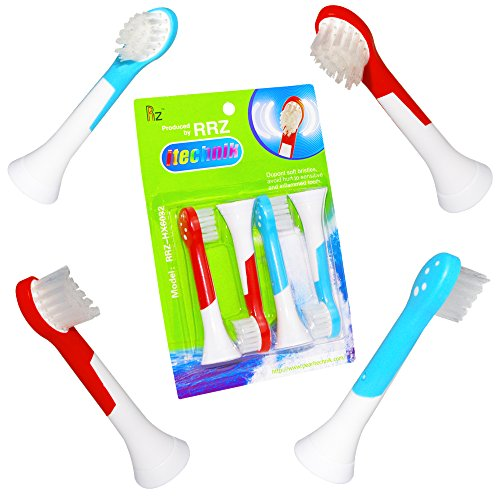 ITECHNIK Replacement Toothbrush Toothbrushes stainless