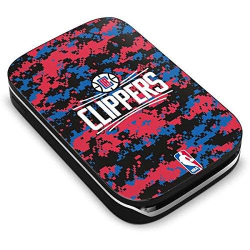 Digi Printer - Los Angeles Clippers Sprocket Photo Printer - Black Skin - LA Clippers Digi Camo | NBA X Skinit Skin