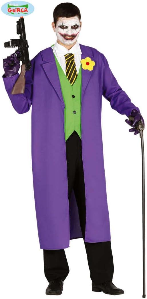 Disfraz Payaso Asesino - M (ES 48/50) | Disfraz Malvado Joker ...