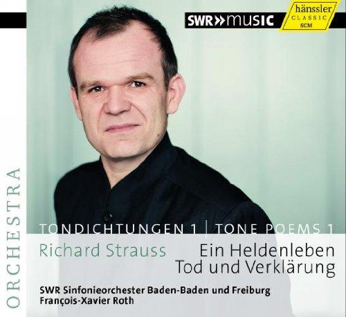 Price comparison product image Tone Poems 1: Ein Heldenleben,  Tod und Verklärung