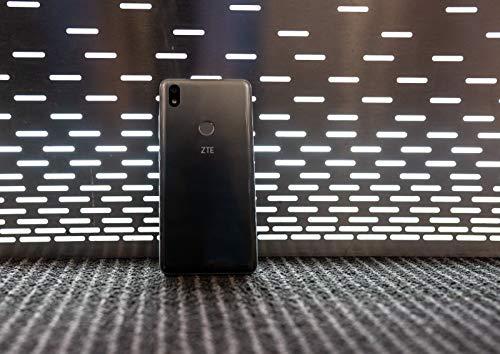 ZTE Blade Max 2S Factory Unlocked Phone - 6Inch Screen - 32GB - Grey (U.S. Warranty)