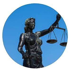 alfombrilla de ratón justicia - ronda - 20cm