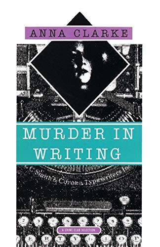 Murder in Writing