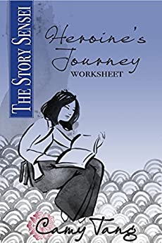 Story Sensei Heroine's Journey worksheet: Make your story