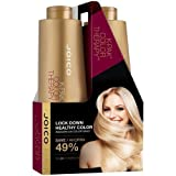 Joico K Pak Color Therapy Shampoo and Conditioner Liter Size Duo, 1 L/33.8 fl. oz.