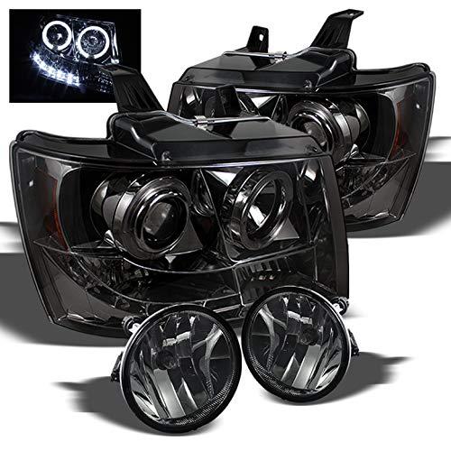 2008 chevy halo headlights - 8