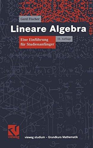 lineare-algebra-vieweg-studium-grundkurs-mathematik