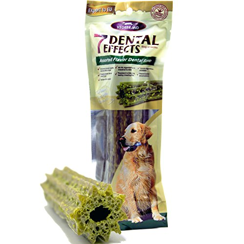 NEW! 7 Dental Effects by Vegebrand. Size - Chewy Natural Bone Shopping Results