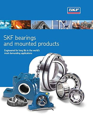 SKF FY 2.11/16 TF Ball Bearing Flange Unit, 4 Bolts, Setscrew Locking, Regreasable, Contact Seal, Cast Iron, Inch, 2.6875'' Bore, 5.568'' Bolt Hole Spacing Width, 9900lbf Dynamic Load Capacity