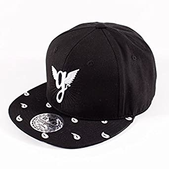 GORRA GRIMEY OLD SCHOOL SNAPBACK FW14 BLACK SNAPBACK: Amazon.es ...