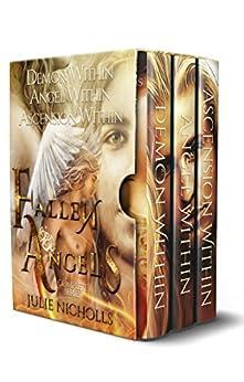 Box Set: Fallen Angel Series: A Fallen Angel Fantasy Romance by [Nicholls, Julie]