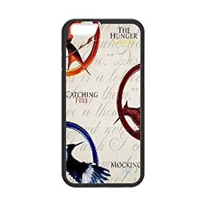 "Poster Hunger Games Mocking jay phone Case Cove For Apple Iphone 6,4.7"" screen Cases XXM9953354"