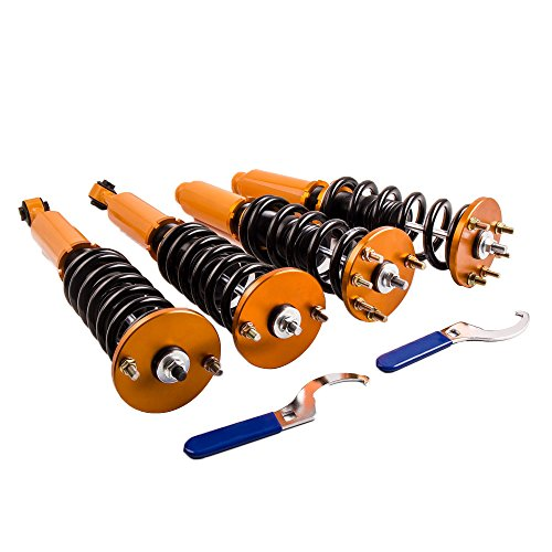 Coilovers Suspension Sring Strut Kits for 1998-2002 Honda Accord Coupe 1999-2003 Acura TL 2001-2003 CL Shock Absorbers
