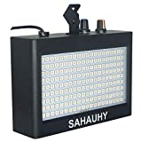 Strobe Lights,SAHAUHY 35W 180 LEDs Super Bright Flash Stage Lighting Mixed Color(180)