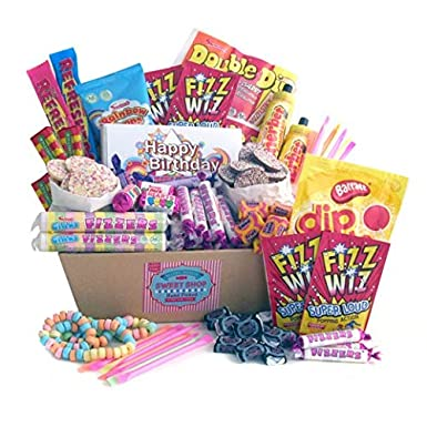 Retro Sweets Hamper Classic