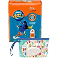 Huggies Little Swimmers Disposable Swim Diapers, Swimpants...