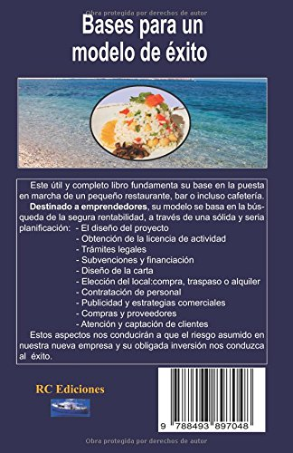 Abrir un Restaurante Para Emprendedores (Spanish Edition ...